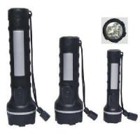 Buy cheap 3PCS Straw Hat LED Plastic Torch LED Flashlight from wholesalers