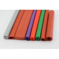 Buy cheap Custom Colorful Silicone Foam Tubing Protective Layer High Tensile Strength from wholesalers