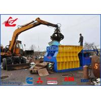 Buy cheap Container Type Scrap Metal Recycling Machine , Scrap Cutter Machine For Metal Steel Scrap HMS 1&2 from wholesalers