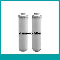 Buy cheap Titanium SS Filter Cartridge Microns Sintered Porous SS 316L Stainless Steel Filter from wholesalers