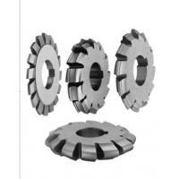 Buy cheap HSS Module Disk Type Involute Gear Milling Cutter from wholesalers