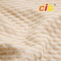 Buy cheap Polyester with Cotton Knitted Mattress Textile Cotton Mattress Fabric 260gsm for from wholesalers