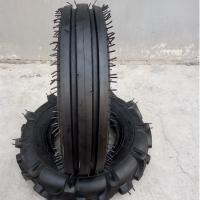 Buy cheap BOSTONE tractor front tyres 4.00-8 6 ply with TRI RIB F-2 pattern for sale with product