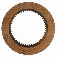 Buy cheap Transmission Gearbox Friction Plate for Trucks, with Long Lifespan from wholesalers
