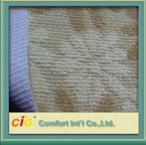 Buy cheap Home / Hotel / Automotive Silk Carpet , Exhibition Carpet Fabric Tear - Resistant product