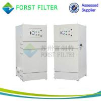 Buy cheap FORST Industrial Dust Collector Equipment Gas Filtration  Cartridge Dust Collector from wholesalers