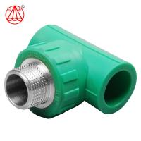 Buy cheap Screwed Plug Clamp Joint Ppr Pipe Elbow Flange Connection Size 20-110mm from wholesalers