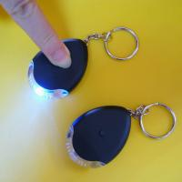 Buy cheap electronic mini whistle sound activated purse key finder keychain for promotional gifts from wholesalers