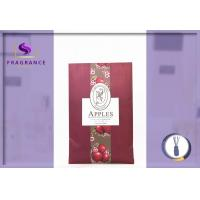 Buy cheap pretty Apples / greenleaf Scented Envelope Sachet for bedroom from wholesalers