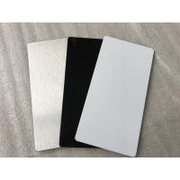 Buy cheap Weatherproof Exterior Wall Cladding Boards Smooth Surface With Fire Resistance product
