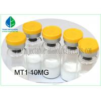 Buy cheap High Purity Injectable Peptides Melanotan 1 / MT I for Skin Care and Weight Loss from wholesalers