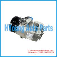 Buy cheap CVC car ac compressor for Opel Astra 24464152 6854013 93176877 09165714 from wholesalers