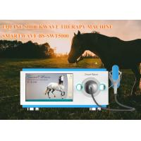 Buy cheap Pain Relief Equine Shockwave Machine Focused Transmitter High Impact Strength from wholesalers