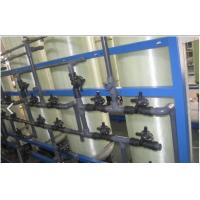 Buy cheap C4 25 M3/H Ion Exchange Equipment Industrial Water Softener System ISO Certificate from wholesalers
