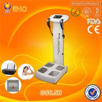 Buy cheap GS6.5B 25 test items body fat measurement body fat analyzer from wholesalers