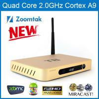 Buy cheap Zoomtak T8 android tv box with Amlogic S802 Quad core support 3D4K from wholesalers