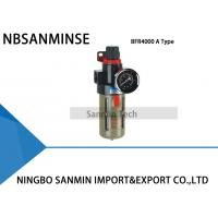 Standard 5um Filter Regulator Lubricator Sanmin AFR2000 BFR2000 One Units
