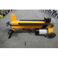 Buy cheap Light Weight Firewood Log Splitter For Chip Processing Industry 230V/50Hz from wholesalers