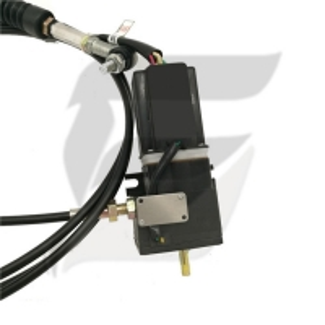 Buy cheap 102-8007  E307B Excavator Throttle Motor Square Plug product