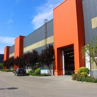 Buy cheap Construction Design Steel Frame Structure Warehouse Costs Philippines from wholesalers