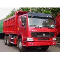 Buy cheap China Best Dump Truck Sinotruk HOWO Series Tipper Truck 6*4 ZZ3257N3641 With Best Price and Good Quality For Sales from wholesalers