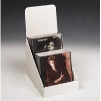 Buy cheap standard professional cd counter display unit of Paper Cardboard Material from wholesalers