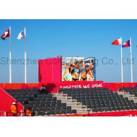 Buy cheap Electronic Programmable Large Stadium Led Display Video Wall Board Epistar Chip from wholesalers