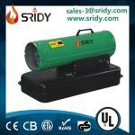 Buy cheap warehouse greenhouse workshop heaters industrial diesel heating DH-30 from wholesalers