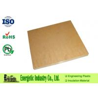 Buy cheap Polyphenylene Sulfide PPS Sheet with RoHS / SGS Certificate , 1220 x 2440mm from wholesalers