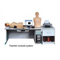 Buy cheap Physical Diagnosis with Heart Lung Auscultation Manikin , Medical Simulation Equipment from wholesalers