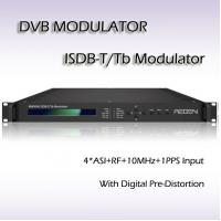 Buy cheap RMI9040 Digital TV headend ISDB-T/Tb Modulator from wholesalers
