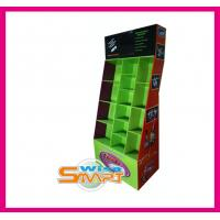 Buy cheap 1 - 4C or Pantone Color Custom Pop Displays, POS Counter Display Stand for Shop, Store, Supermarket from wholesalers