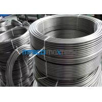 Buy cheap TP316 / 316L Stainless Steel Coiled Tubing Seamless For Instrument ASTM A213 product