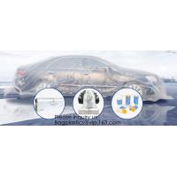 Buy cheap Clear Plastic Sheeting 10 Micron 20 x 250ft – Transparent Protective Masking Film – Automotive Painting & More, bagease product
