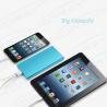 Buy cheap Emergency Charging 12000mah Aluminium Alloy Slim Power Bank, External Battery from wholesalers