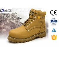 Buy cheap Non Conductive PPE Safety Shoes , Lightweight Steel Toe Shoes Military Anti Static from wholesalers