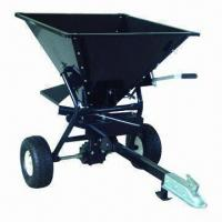 Buy cheap 350lbs Tow-behind ATV Spreader, Spreads Seed, Fertilizer, Sand and Salt, CE-certified from wholesalers