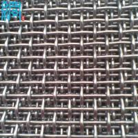 Buy cheap #6x6 Crimped Woven Wire Mesh (0.55-1.6 mm wire diameter) from wholesalers