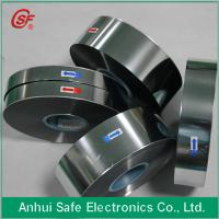 Buy cheap 3~12um Al Zn alloy metallized polypropylene film with heavy edge product