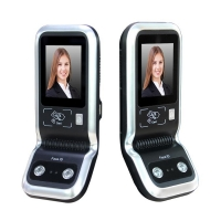 Buy cheap Password TCP IP Wiegand 26 Face Recognition Door Lock System from wholesalers