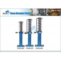 Buy cheap 0.63m/s Elevator Safety Components , Elevator Oil Buffer for Elevators from wholesalers