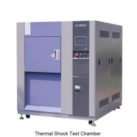 Buy cheap Electronic High Accuracy Thermal Shock Test Chamber For Composite Material from wholesalers