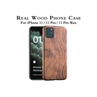 Buy cheap 0.2mm Thick Engraved Wooden Phone Case For iPhone 11 Pro Max from wholesalers