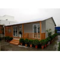 Buy cheap Easy Install Prefabricated Bungalows Modular Homes Kit For Residential House from wholesalers