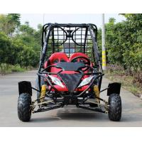 Buy cheap Single Cylinder Horizontal Type Adult Go Kart Air Cooler With Aluminum Alloy Rims from wholesalers