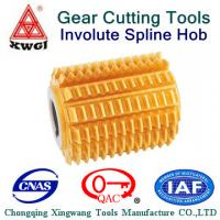 Buy cheap Involute and Spline Hob Cutters from wholesalers