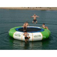 Buy cheap water trampoline , inflatable water trampoline , water trampoline rental from wholesalers