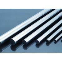 Buy cheap 316L Polished Stainless Steel Rod , Strong Corrosion Resistance Stainless Round Bar from wholesalers