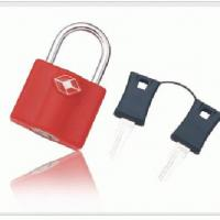 Buy cheap Hot! TSA Brass Padlock with Key from wholesalers