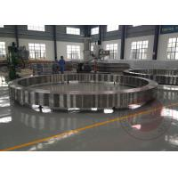 Buy cheap Large Mining Machinery Ring High Precision Gear Forging Flange Gear product